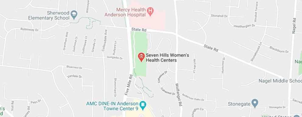 Seven Hills Women's Health - Anderson Twp