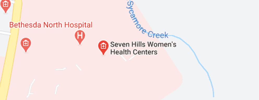 Seven Hills Women's Health Centers Montgomery - Map - Axia Women's Health