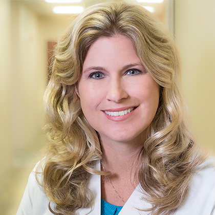 Amy Kinnett headshot - Obstetrics and Gynecology of Indiana - Axia Women's Health