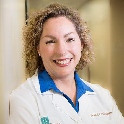 Dr. Beth Cottongim headshot - Obstetrics and Gynecology of Indiana - Axia Women's Health