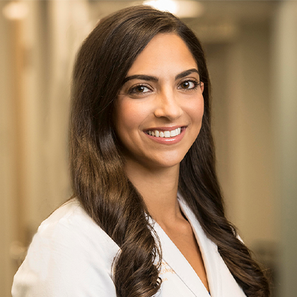 Lara Naanouh headshot - Obstetrics and Gynecology of Indiana - Axia Women's Health