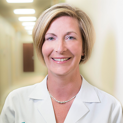 Stephanie Young headshot - Obstetrics and Gynecology of Indiana - Axia Women's Health