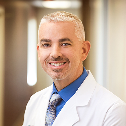 Dr. Thomas Wisler Jr headshot - Obstetrics and Gynecology of Indiana - Axia Women's Health
