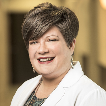 Dr. Christy Campbell headshot - Obstetrics and Gynecology of Indiana - Axia Women's Health