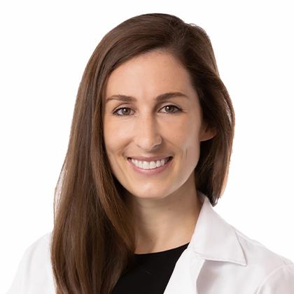 Dr. Tess Crouss headshot