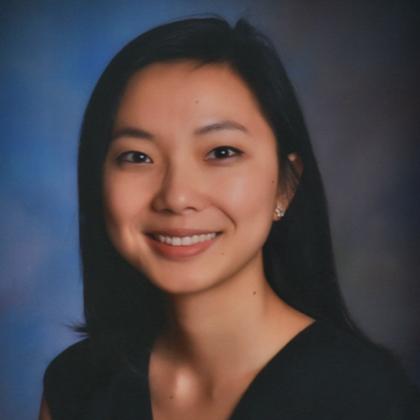 Dr Eva Jiang headshot