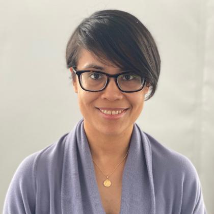 Dr. Vanessa Canas headshot
