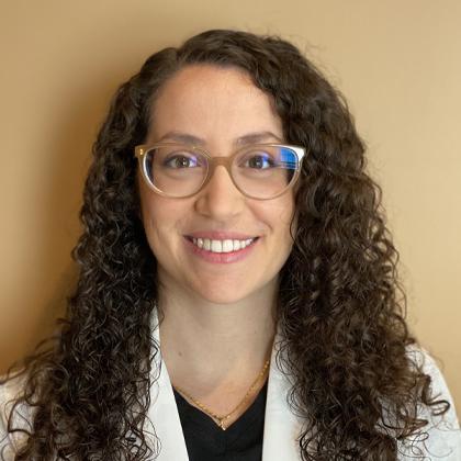 Dr. Gabriella Pugliese headhot - Axia Women's Health